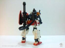 Heavyarms Gundam EW 04 by B-Werx
