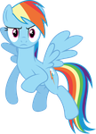 Vector #378 - Rainbow Dash #49 by DashieSparkle