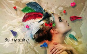Be my spring by pincel3d