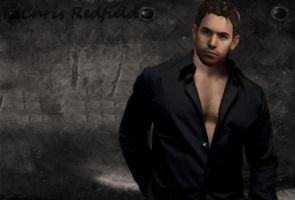 Chris Redfield by Ada-hime