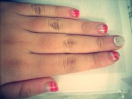 Easy Nails - 18. Falling in Love by KHAqua