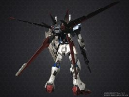 FORCE IMPULSE GUNDAM CG04 by Ladav01
