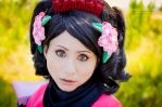 Momohime Princess of Narukami::::::: by Witchiko