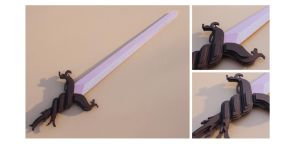 Root Sword from Adventure Time by folderol