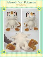 Meowth by Witchiko