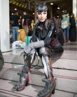 Catwoman Cosplay-- Injustice by Lisa-Lou-Who