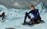 Find Rest Amidst the Hunt by Scheve94