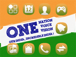 India Nokia S40 Icon Pack by cyogesh56