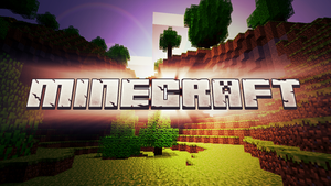 Minecraft Wallpaper by lorenjr
