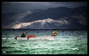 Fisherman by hquer