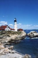Lighthouse by Dracoart-Stock