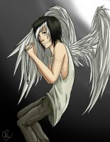 Angel Smile by PeaceinDarkness