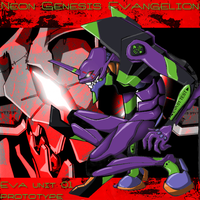 Eva unit 01 by Jablonka89