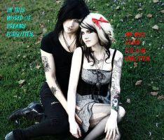 Jinxx and Sammi Doll by Panicagelfish