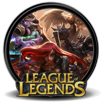 League of Legends - Icon by Blagoicons
