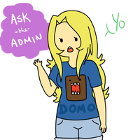 Ask the Admin by Ask-William-O-Wisp