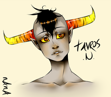 Tavros .N. by naanan