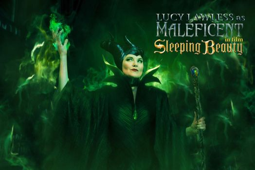 Maleficent by XENA-96