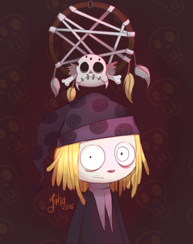 Lenore and the Dreamcatcher by Jaha-Fubu