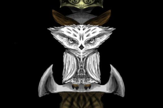Owl Totem by Ionic-Apex