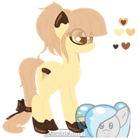 :Pony Auction: Kurimukon by EquestriaGurl77