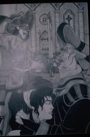 The Hunchback of Notre Dame by LadySoliloque