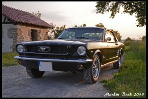 66' Ford Mustang by HobbyFotograf