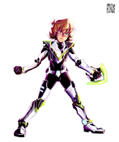Pidge by MarlonLeal