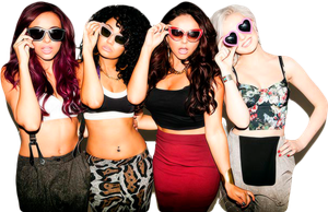Little Mix PNG #2 by ValeVelez-222