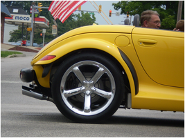 2000 Plymouth Prowler by RoidMonkey