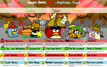 Angry Birds Epic - Classes of the Additional Flock by AngryBirdsStuff