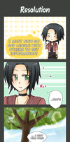 GoA-4koma: Resolution by mysticsaku