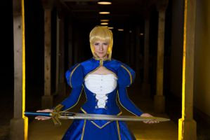 Saber, King of Britain by Cosmic-Empress