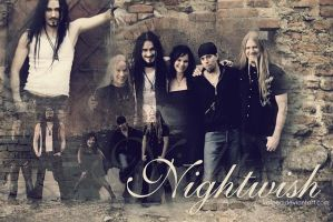 Nightwish by Kalpea