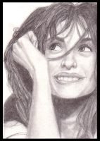 Penelope Cruz Sanchez by weezie