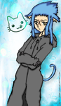 Neko Saix by Emme-Gray