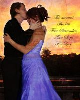 This momment time stops for love by Sophia-Christina