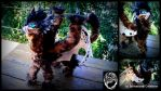 Handmade OOAK Poseable Fantasy Creature by SonsationalCreations