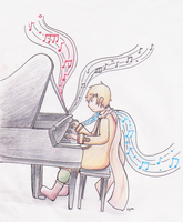 Tchaikovsky by teeny-pie-minion