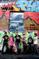 Downtown Group Promo by BleedingStarClothing