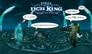 Fail of the Lich King by M4xC4v413r4