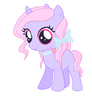 .:Filly Art Trade:. by MyLilAdoptables