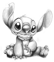 stitch. by gizmocrat