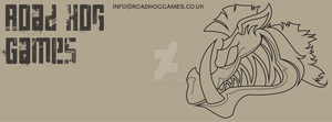 New company logo for Road Hog Games by Mad--Munchkin