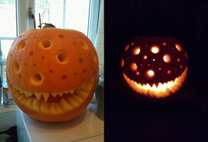 Pumpkin by ropa-to