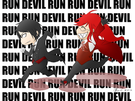 Run Devil Run Run by Sakishi