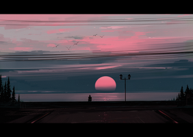 Sketches | 001 by Aenami