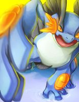 Swampert by snowkatt101
