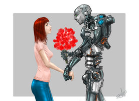 love machine by AndyFil