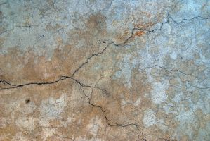 Concrete Cracks by LogicalXStock